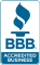 BBB Accredited.